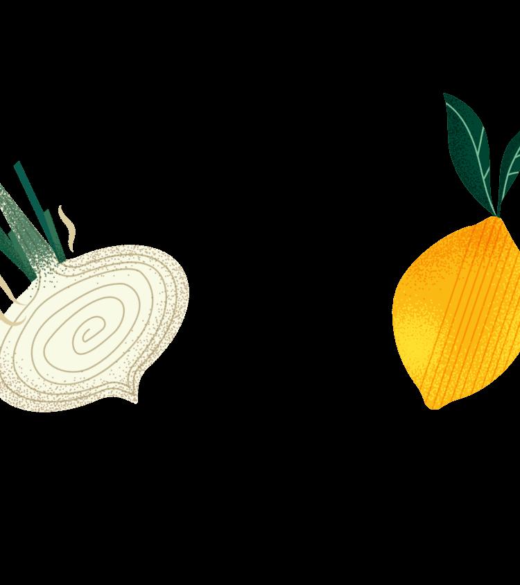 Carrot and Lemons
