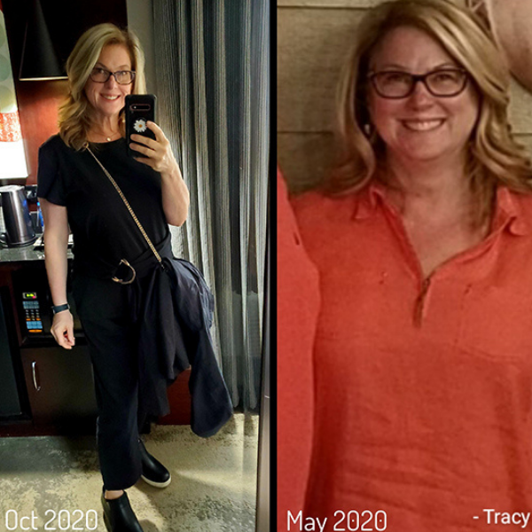 Tracy Found a Sustainable Lifestyle that Reversed her Type-2 Diabetes and High Blood Pressure